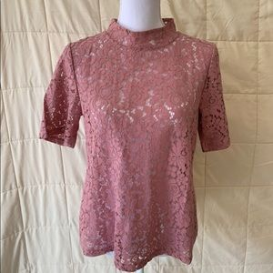 Loft Lace Top - Brand New without tags.